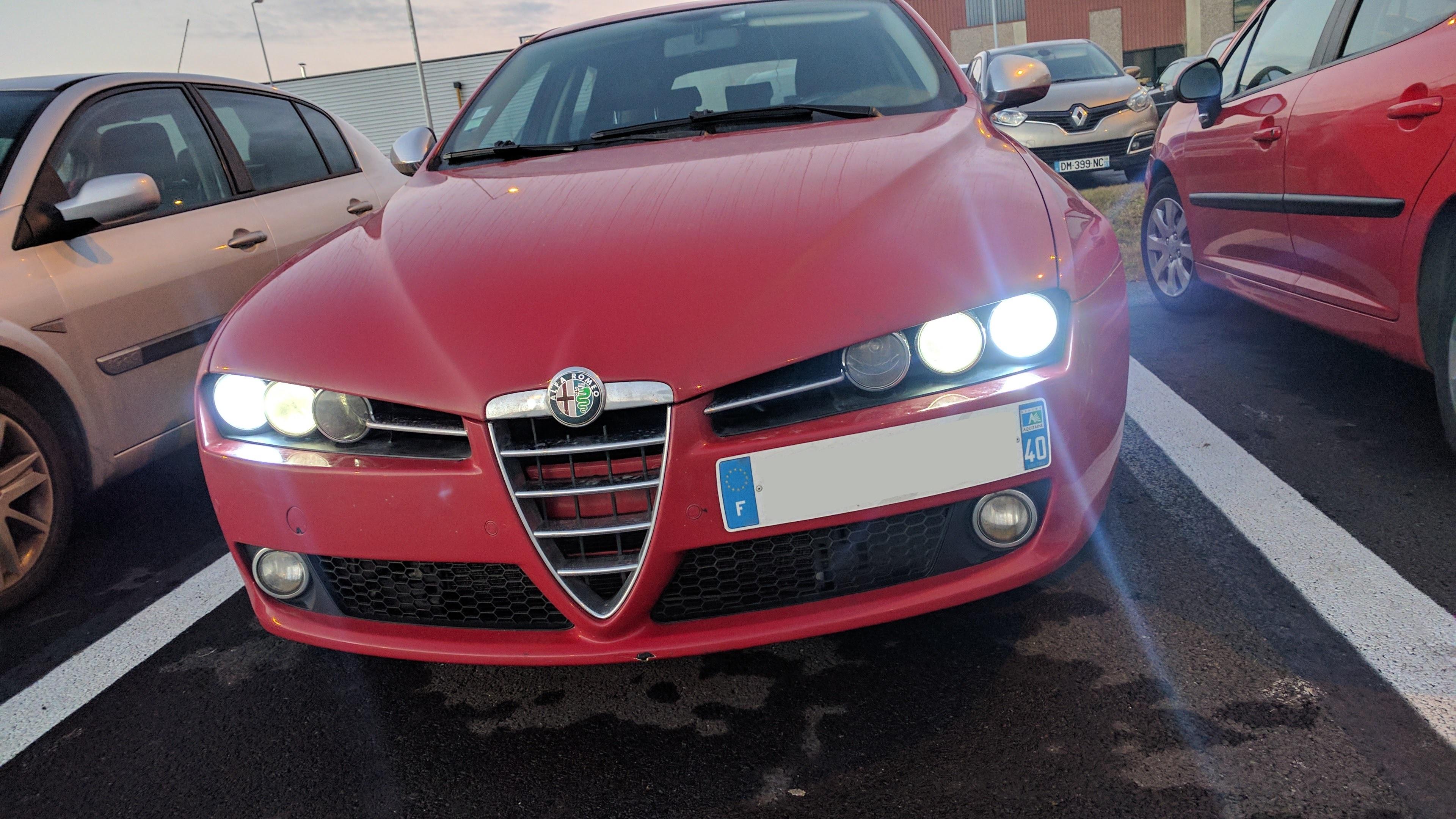 De 159 Alfa Online Lmqsupvzg Ampoules Leds Forum Romeo Phares wONPX0n8kZ