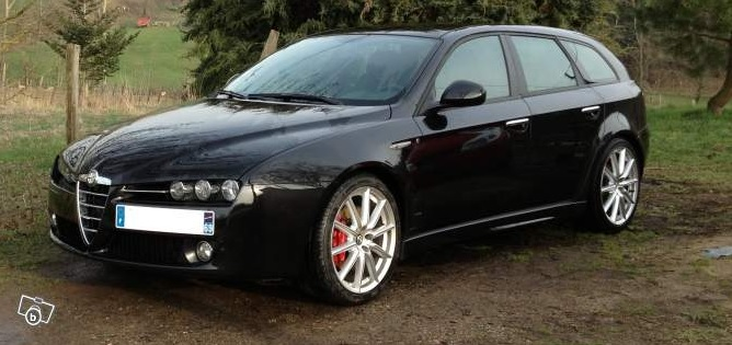 vends alfa 159 ti q tronic ventes alfa romeo forum alfa romeo online. Black Bedroom Furniture Sets. Home Design Ideas